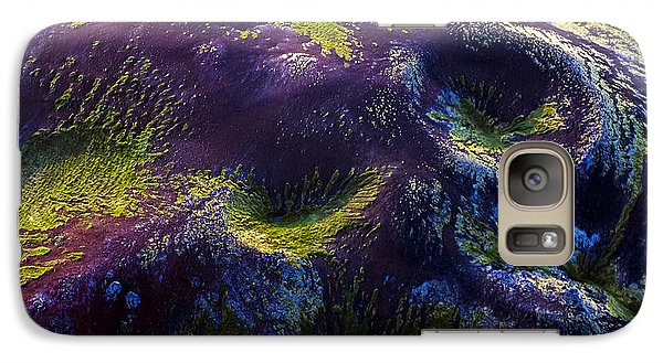 Galaxy Case featuring the photograph Hills by Gunnar Orn Arnason