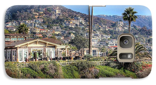 Galaxy Case featuring the photograph Hillside View by Kevin Ashley