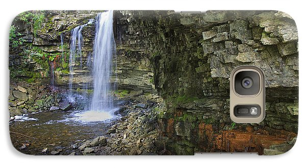 Galaxy Case featuring the photograph Hilton Falls In Summer by Gary Hall