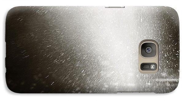 Hippo Blowing  Air Galaxy S7 Case