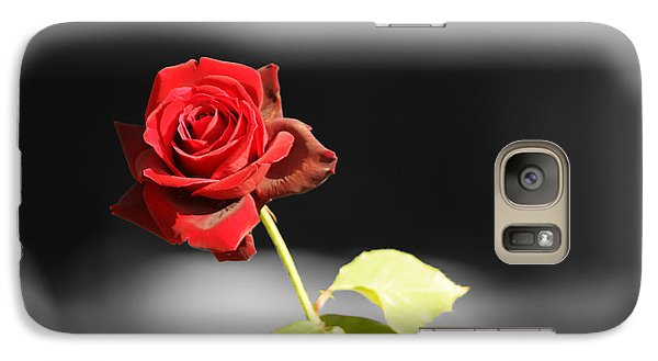 Galaxy Case featuring the photograph Hiroshima Rose by Cassandra Buckley
