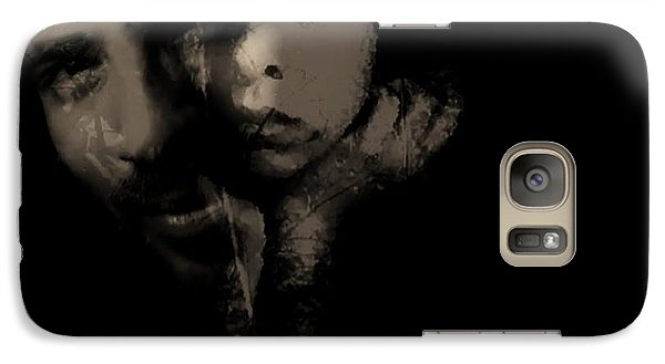 Galaxy Case featuring the photograph His Amusement Her Content  by Jessica Shelton