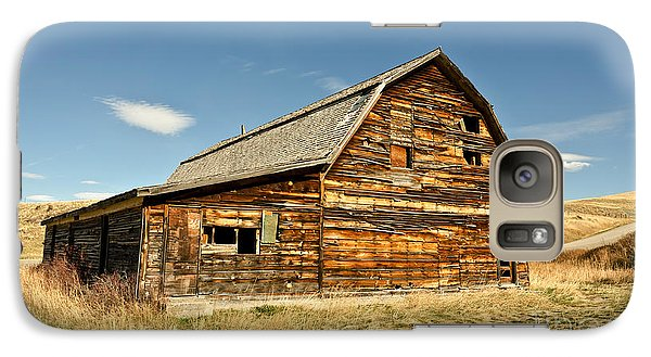 Galaxy Case featuring the photograph Historic Community Hall by Sue Smith