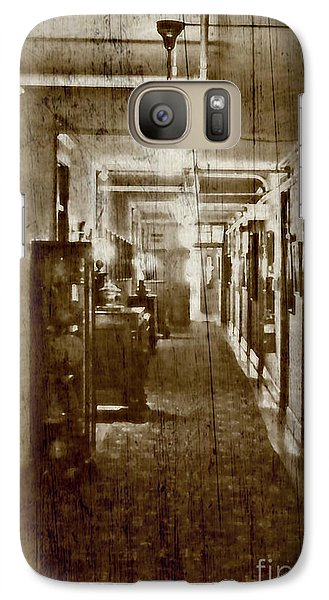 Galaxy Case featuring the photograph Historic Hotel by Raymond Earley