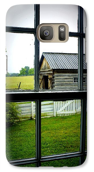 Galaxy Case featuring the photograph Historic New Market by Laurie Perry