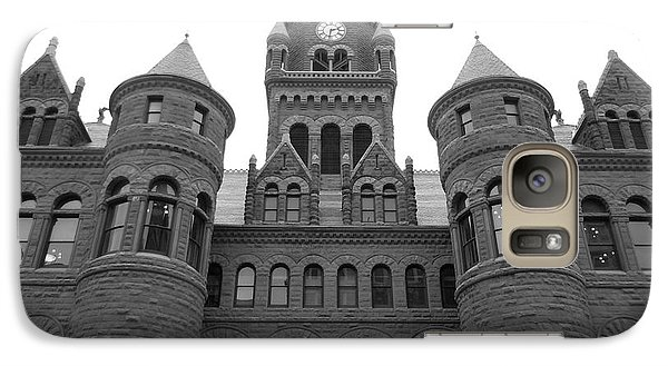 Galaxy Case featuring the photograph Historic Old Red Courthouse Dallas #2 by Robert ONeil