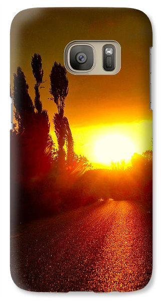 Galaxy Case featuring the photograph Hit The Road Jack by Zafer Gurel