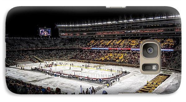 Hockey City Classic Galaxy S7 Case by Tom Gort