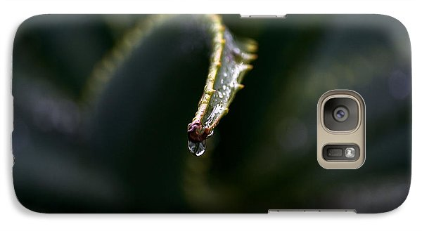 Galaxy Case featuring the photograph Hold On by Nadalyn Larsen