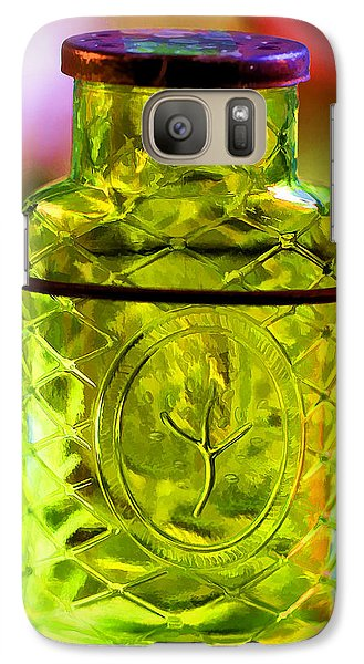 Galaxy Case featuring the photograph Holding Spring by Jaki Miller