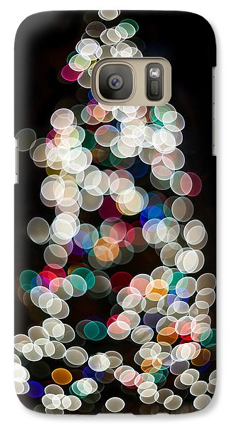 Galaxy Case featuring the photograph Holiday In Color by Aaron Aldrich