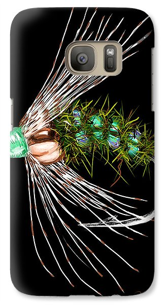 Galaxy Case featuring the painting Holy Grail by Jean Pacheco Ravinski