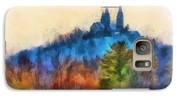 Galaxy Case featuring the photograph Holy Hill Autumn by Clare VanderVeen