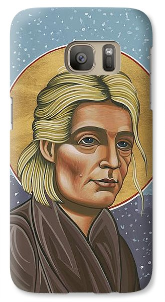 Holy Prophet Dorothy Day 154 Galaxy S7 Case