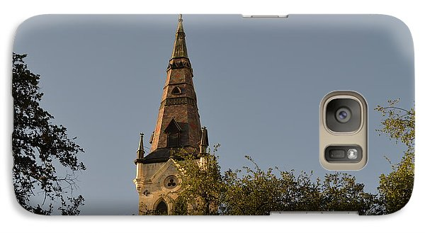 Galaxy Case featuring the photograph Holy Tower   by Shawn Marlow