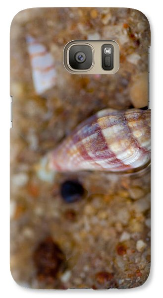 Galaxy Case featuring the photograph Home Awaits by Carole Hinding