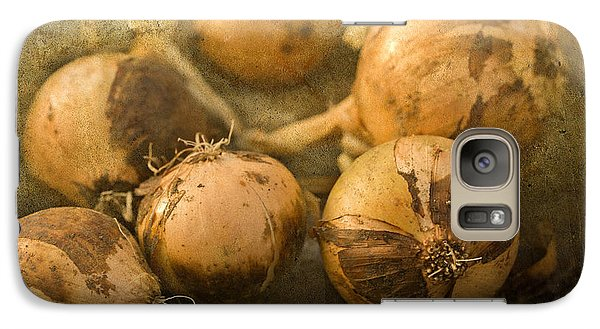 Galaxy Case featuring the photograph Home Grown by Liz  Alderdice
