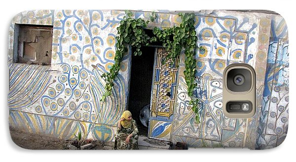 Galaxy Case featuring the photograph Home In Ciro Egypt by Jennifer Wheatley Wolf