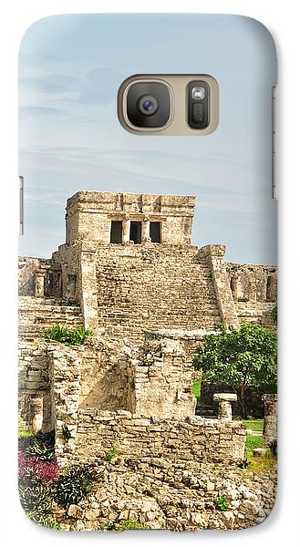 Galaxy Case featuring the photograph Home Of The Gods  by Puzzles Shum