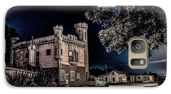 Galaxy Case featuring the photograph Home Sweet Castle by Ray Congrove