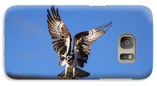 Osprey Galaxy S7 Case - Homebuilder by Mike  Dawson