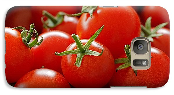 Homegrown Tomatoes Galaxy S7 Case