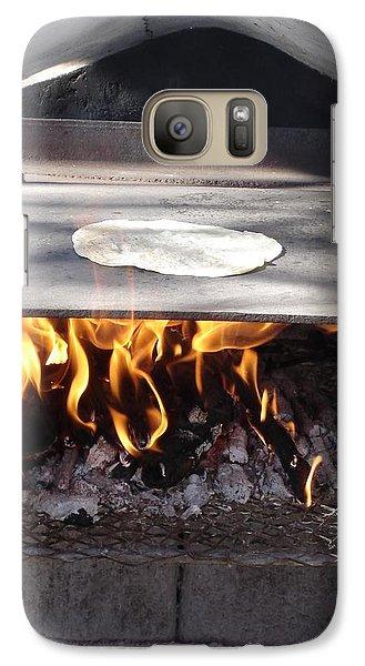 Galaxy Case featuring the photograph Homemade Tortillas by Kerri Mortenson