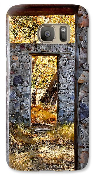 Galaxy Case featuring the photograph Homestead by Beverly Parks