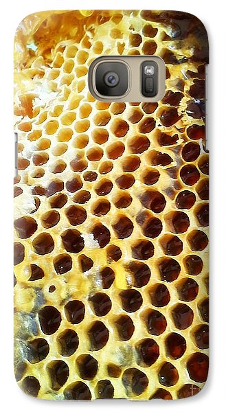 Galaxy Case featuring the photograph Honey Honey by Kristine Nora