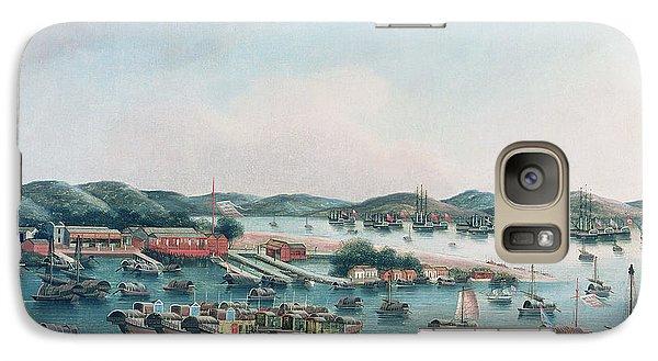 Hong Kong Galaxy S7 Case - Hong Kong Harbor by Cantonese School