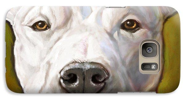 Portraits Galaxy S7 Case - Honor by Sean ODaniels