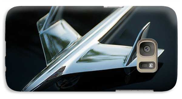 Galaxy Case featuring the photograph Hood Ornament  by Bud Simpson