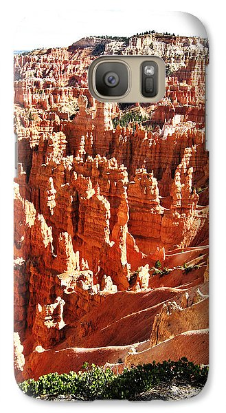 Galaxy Case featuring the photograph Hoodoo Magic by Sylvia Thornton