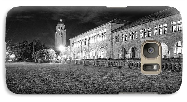 Hoover Tower Stanford University Monochrome Galaxy S7 Case