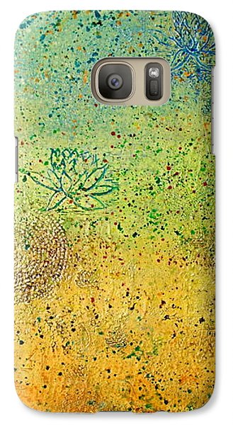 Galaxy Case featuring the painting Hope by D Renee Wilson