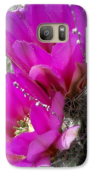 Galaxy Case featuring the photograph Hope by Suzanne Silvir