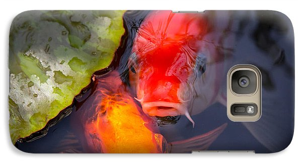 Galaxy Case featuring the photograph Hopeful Faces by Priya Ghose