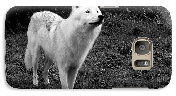 Galaxy Case featuring the photograph Hopeful by Vicki Spindler