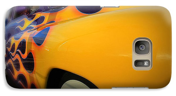 Galaxy Case featuring the photograph Hot Ride by Paul Cammarata