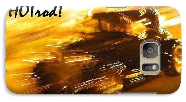 Galaxy Case featuring the photograph Hot Rod by Jim Tillman