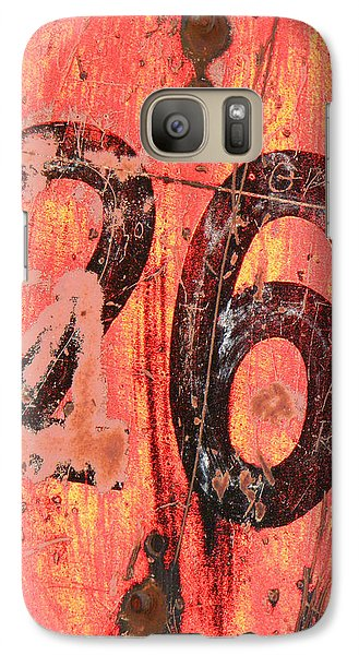 Galaxy Case featuring the photograph Hot Switch by Sylvia Thornton
