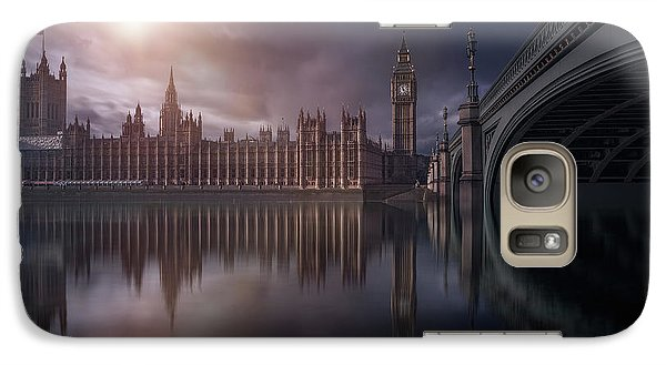 House Of Parliament Galaxy S7 Case