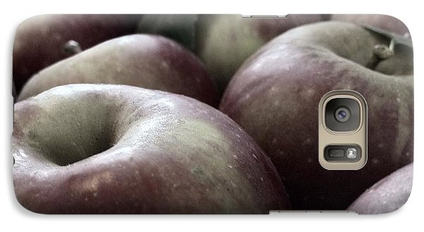 Galaxy Case featuring the photograph How Do You Like Them Apples by Photographic Arts And Design Studio
