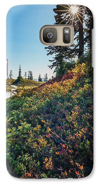 Huckleberry Afternoon Galaxy S7 Case