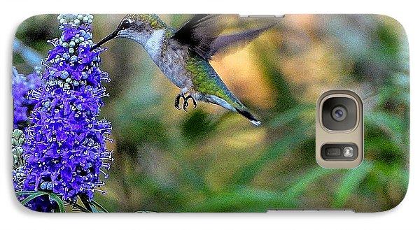 Galaxy Case featuring the photograph Hummingbird by John Johnson