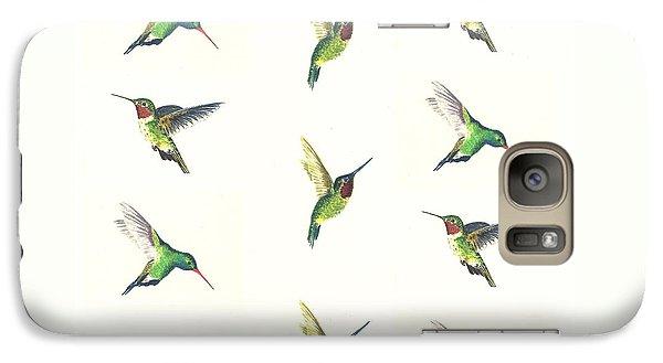 Hummingbirds Number 2 Galaxy S7 Case