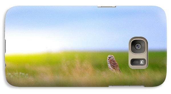 Galaxy Case featuring the photograph Hunting Alone by Kadek Susanto