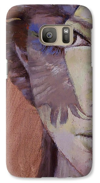 Huntress Galaxy S7 Case by Michael Creese