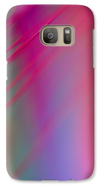 Galaxy Case featuring the photograph Hush by Dazzle Zazz