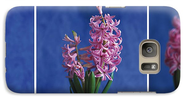 Galaxy Case featuring the photograph Hyacinth by Lana Enderle